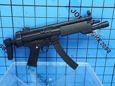 Hot Toys 1:6 VGM11 Jill Valentine (B.S.A.A.) Figure - MP5 Machine Gun