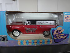 Liberty Classis '57 Ford Limited Edition Collectors Bank DIE CAST NIB