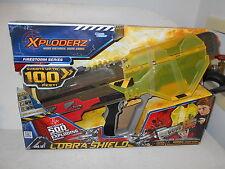 Xploderz Cobra Shield Playset - Firestorm Series - NEW