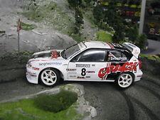 AutoArt Toyota Corolla WRC 2007 1:18 #8 Debackere / Smets Omloop van Vlaanderen