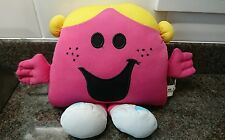 Soft/Plush/Cuddly Little Miss Chatterbox. Mr Men. Roger Hargreaves