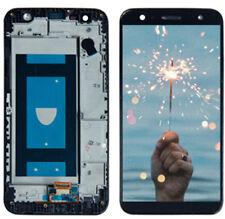 FIT For LG X Charge US601 SP320 X500 M322 M320TV MLV7N LCD Touch Screen + Frame