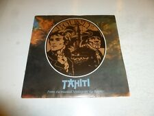 "TAHITI - DAVID ESSEX - Theame from the Bounty - 1983 2-track UK 7"" vinyl Single"