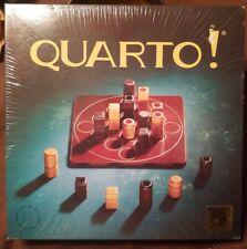 Quarto! Board Game 1993 Gi Gamic