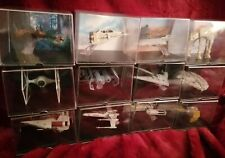 More details for star wars deagostini models quantity of 12 in display cases bundle collection