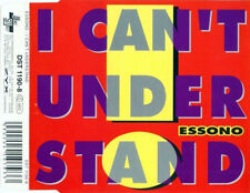 Essono Maxi CD I Can't Understand - Germany (VG+/EX+)