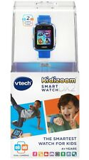 VTech Kidizoom DX2 Blue Smart Watch Camera Video Game Apps Brand New Sealed NIB