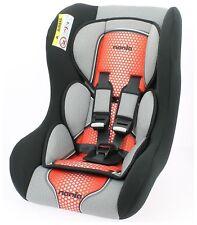 TT Nania Trio Car seat Group 0-1-2 Birth 0-25kg Forward & Rear Facing Pop Red
