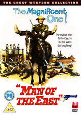 Man of the East DVD (2015) Terence Hill ***NEW***