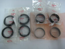 NEW 2007-2012 HONDA CRF150R CRF150RB OEM FORK SEAL KIT