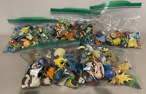 LOT OF 136 - POKEMON ACTION FIGURES TOYS CHARIZARD BLASTOISE *FAKE? READ*
