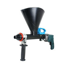 220-380V Electric Mortar Cement Stone Wall Grout Applicator Gun Kit Portable BSP