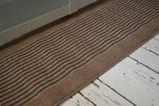 Polypropylene Striped Contemporary Rug & Carpet Runners