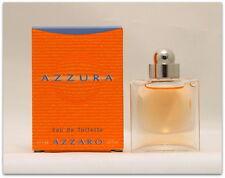 Azzura Eau de toilette AZZARO 5 ml. 0.17 fl.oz. Mini perfume para colección