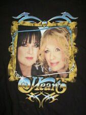 2007 HEART Concert Tour (3XL) T-Shirt NANCY & ANN WILSON SISTERS