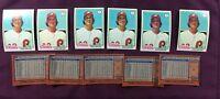 Lot Of 11 1978 Topps Steve Carlton Baseball Card # 540      ML1