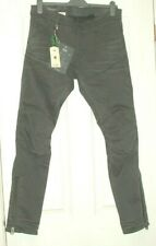 "G-Star Elwood 5620 3D Ankle Zip Super Slim, Bionic Grey Stretch. W33"" L32"" £120"