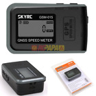 SkyRC GPS Speed Meter GSM-015 for RC Hobby Car Airplane Wing Race Bike Drive