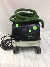 Festool CT 22 E HEPA Dust Extractor in Great Condition