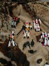 transformers combiner wars superion Aerialbots Lot