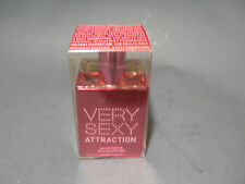 VERY SEXY ATTRACTION FOR HIM & HER COLOGNE & EDP SPRAY 1.0 OZ 30 ML NIB AS PIC