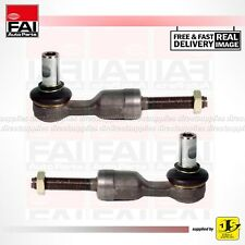 2X FAI TIE ROD END SS628 FIT AUDI A4 A6 A8 VW PASSAT 1.6 1.8 1.9 2.0 2.3 2.5 2.8