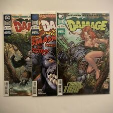 Damage 4 5 6 DC Comics The New Age Of Heroes Dark Knights Metal 2017 Poison Ivy