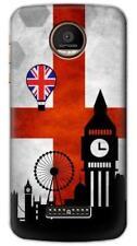 England Football Flag Phone Case for Motorola Moto Z3 Z Z2 Force Play G6 G5 X4 C