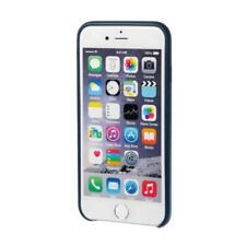 Skin, cover in similpelle - Apple iPhone 6 / 6s - Blu scuro