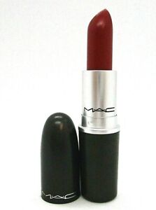 Mac Lipstick Matte ~ Russian Red ~ 0.10 oz