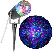 Halloween Christmas Lightshow Projection Kaleidoscope Outdoor Light Multicolor