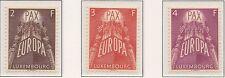 Europa CEPT 1957 Luxemburg 572-574 - Postfris - MNH