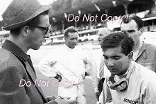 Ricardo Rodriguez Ferrari Portrait Italian Grand Prix 1961 Photograph