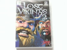 PC LOST VIKINGS 2 - NORSE BY NORSEWEST Action/Puzzle/Comedy Interplay/Blizzard