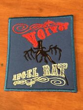 Voivod Angel Rat Embroidered Patch Rare