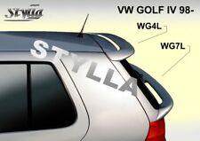 SPOILER REAR ROOF VW VOLKSWAGEN GOLF MK4 MKIV WING ACCESSORIES