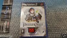 Puzzle Quest Challenge   PS 2 PAL ITA NUOVO