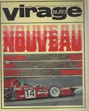 VIRAGE AUTO 1971 11 TOUR AUTO GP USA CANADA JAGUAR TYPE E V12 MERCEDES 350 SLC