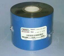 "Identco TTRR-D2.36ZJ  Black Thermal Ribbon Media 2.36"" x 1476' - New"