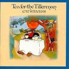 CAT STEVENS TEA FOR THE TILLERMAN REMASTERED CD NEW