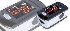 CONTEC Fingertip Pulse Oximeter SPO2 PR Monitor with Rechargable battery CMS50EL