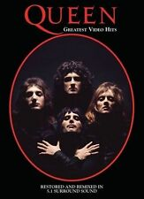 Greatest Video Hits, Vol. 1 [2012] by Queen (DVD, Aug-2012, 2 Discs, Eagle...
