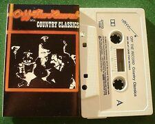 Off the Record with Country Classics Hoyt Axton + Cassette Tape - TESTED