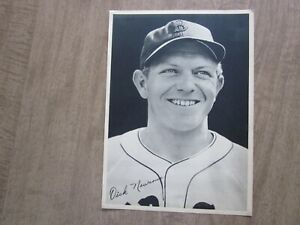 1941 Boston Red Sox Dick Newsome Team Issued Picture Pack Photo