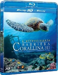 L'Affascinante Barriera Corallina (Blu-Ray 3d + Blu-Ray) 748290902U
