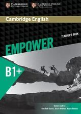 CAMBRIDGE ENGLISH EMPOWER INTERMEDIATE TEACHER'S BOOK by GodfreyRachel (2015,...