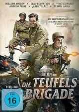 DIE TEUFELSBRIGADE  HOLDEN,WILLIAM/ROBERTSON,CLIFF/+   DVD NEU