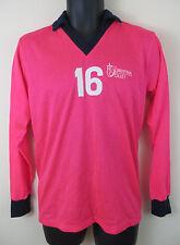 Florentina Pink Retro Football Shirt Soccer Jersey Trikot #16 Vintage 4 M Medium
