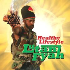 Reggae Roots Dancehall Lutan Fyah - Healthy Lifestyle [2006] ** New ** Sealed CD