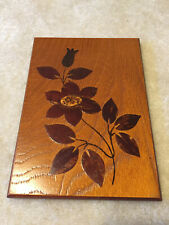 "Japanese Wooden Box Lacquer Paint ""Kikyo"""
